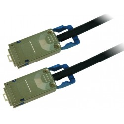 Cisco - CAB-STK-E-3M 3m Negro cable de red