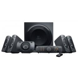 Logitech - Z906 5.1channels 500W Negro conjunto de altavoces
