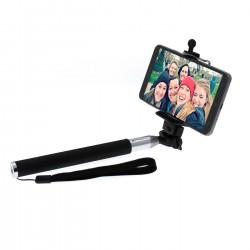 Phoenix Technologies - PHSELFIESTICK Universal Negro palo para autofotos