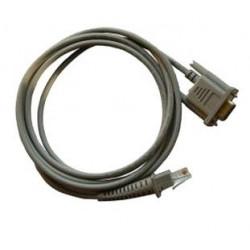 Datalogic - 90G001092 cable de serie Gris RS-232