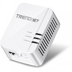 Trendnet - TPL-420E 1200Mbit/s Ethernet Blanco 1pieza(s) adaptador de red powerline
