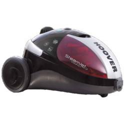 Hoover - SCM1600 011 Limpiador a vapor de cilindro 1.5L 1600W Negro, Plata limpiador a vapor