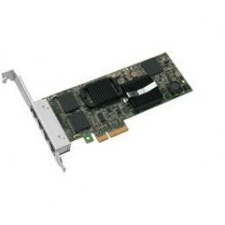 Intel - E1G44ET2BLK adaptador y tarjeta de red Ethernet 1000 Mbit/s Interno