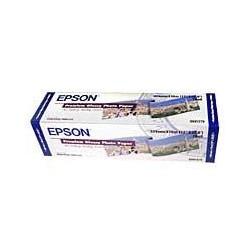 Epson - Rollo de Premium Glossy Photo Paper, rollo de papel (w: 329), 250 g/m² papel fotográfico
