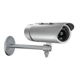D-Link - DCS-7110 Cámara de seguridad IP Exterior Bala Plata 1280 x 800Pixeles cámara de vigilancia