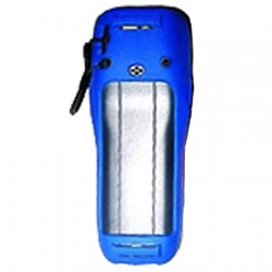 Datalogic - 94ACC0106 funda para dispositivo periférico Ordenador de mano Caucho Azul