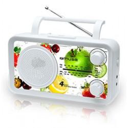 Muse - M-05 VF Portátil Analógica Multicolor radio