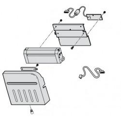 Intermec - 1-207109-801 pieza de repuesto de equipo de impresión Impresora de etiquetas Cortador