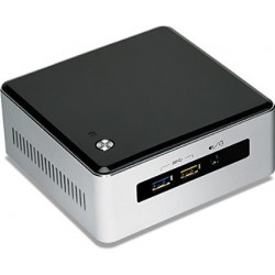 Intel - NUC5i7RYH BGA1168 3.1GHz i7-5557U Negro, Plata