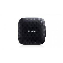 TP-LINK - UH400 hub de interfaz 5000 Mbit/s Negro