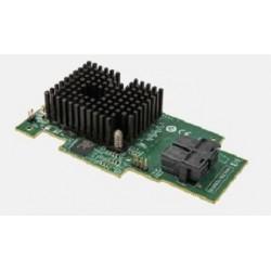 Intel - RMS3JC080 controlado RAID PCI Express x8 3.0 12 Gbit/s
