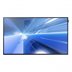 "Samsung - DM32E Digital signage flat panel 32"" LED Full HD Negro"