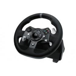 Logitech - G920 Volante + Pedales PC,Xbox One Analógico/Digital USB 2.0 Negro