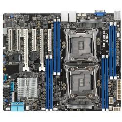 ASUS - Z10PA-D8 placa base para servidor y estación de trabajo LGA 2011-v3 Intel® C612 ATX