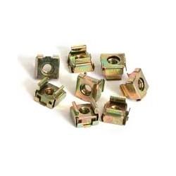 StarTech.com - Paquete de 50 Tuercas Enjauladas Cage Nuts M5