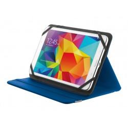 """Trust - 20313 funda para tablet 20,3 cm (8"""") Folio Azul"""