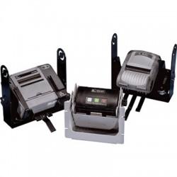 Zebra - AK17463-002 soporte Impresora portátil Negro Soporte pasivo