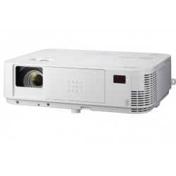 NEC - M403H videoproyector 4000 lúmenes ANSI DLP 1080p (1920x1080) 3D Proyector para escritorio Blanco