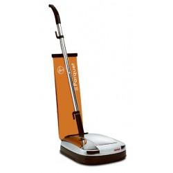 Hoover - F38 PQ Naranja, Acero inoxidable pulidor de suelo