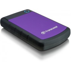 Transcend - StoreJet TS1TSJ25H3P 1000GB Púrpura disco duro externo