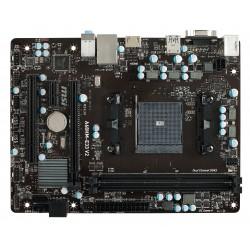 MSI - A68HM-E33 V2 AMD A68H Socket FM2+ Micro ATX