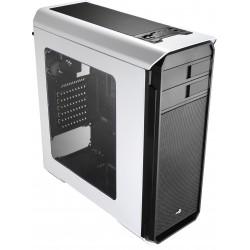 Aerocool - AERO500 Midi-Tower Negro, Color blanco carcasa de ordenador