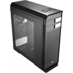 Aerocool - AERO500 Midi-Tower Negro carcasa de ordenador