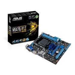 ASUS - M5A78L-M LE/USB3 AMD 760G micro ATX