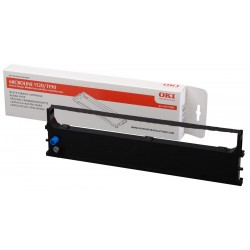 OKI - 43571802 cinta para impresora Negro
