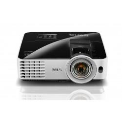 Benq - MX631ST videoproyector 3200 lúmenes ANSI DLP XGA (1024x768) 3D Proyector para escritorio Negro, Blanco