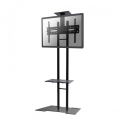 "Newstar - PLASMA-M1700ES 55"" Fixed flat panel floor stand Negro soporte de pie para pantalla plana"