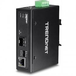Trendnet - TI-F11SFP convertidor de medio 1000 Mbit/s Negro