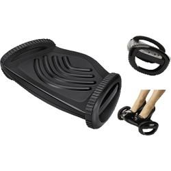 Fellowes - 8023901 Negro soporte para el apoyo de pies