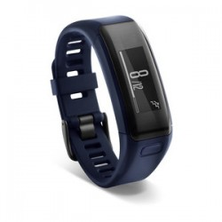 Garmin - 010-01955-02 Inalámbrico Wristband activity tracker Azul rastreador de actividad
