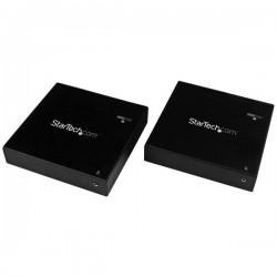 StarTech.com - Extensor KVM HDMI con USB o PS/2 por Fibra - Alcance de 1KM