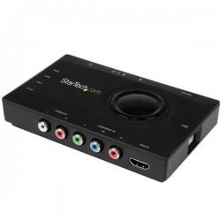 StarTech.com - Capturadora Transmisora Autónoma de Vídeo USB 2.0 a HDMI o Vídeo por Componentes - Grabador de Vídeo HD 1080p