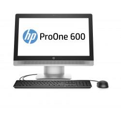 HP - ProOne PC multifunción 600 G2 con pantalla táctil de 21,5 pulgadas (ENERGY STAR)