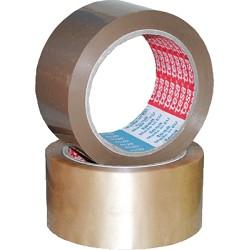 TESA - Cinta embalaje 50mmx66m Transparente PVC de alta calidad