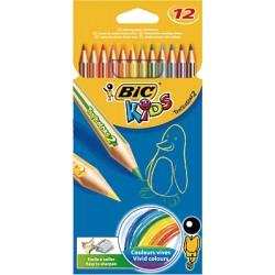 BIC - 832566 laápiz de color 12 pieza(s) Multi