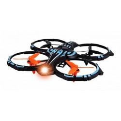 3GO - HELLCAT-BL Negro, Azul dron con cámara