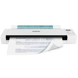 Brother - DS-920DW escaner 600 x 600 DPI Escáner alimentado con hojas Blanco A4