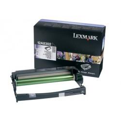 Lexmark - 12A8302 fotoconductor Negro 30000 páginas