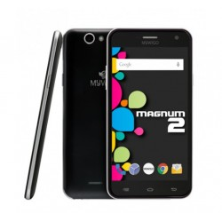 "MyWiGo - Smartphone Magnum 2 Black 5"" SIM doble 4G 1GB 8GB 2500mAh Negro"