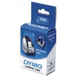 DYMO - LabelWriter Multipurpose Labels Negro, Color blanco 1000pieza(s) etiqueta autoadhesiva