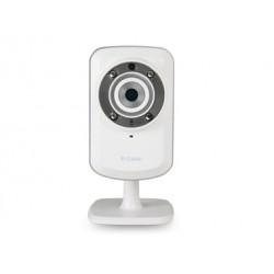 D-Link - DCS-932L cámara de vigilancia Interior Blanco 640 x 480 Pixeles