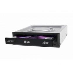 LG - GH24NSD1 unidad de disco óptico Interno Negro DVD Super Multi DL