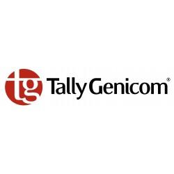 TallyGenicom - Ribbon - Black Fabric Cartridge cinta para impresora