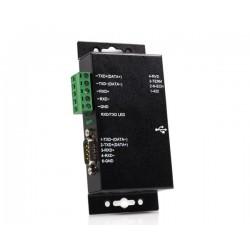 StarTech.com - Adaptador USB a Serie Serial RS422 485 un Puerto DB9 o Bloque de Conexión con Aislamiento