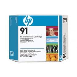 HP - Cartucho de mantenimiento 91