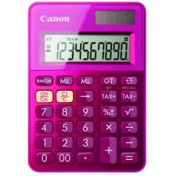 Canon - LS-100K Escritorio Calculadora básica Rosa calculadora